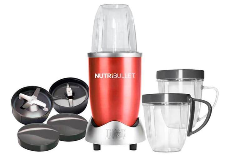 Nutribullet 600W 12 pièces en rouge Extraceur de nutriments Nutribullet 717477200000 N. figura 1
