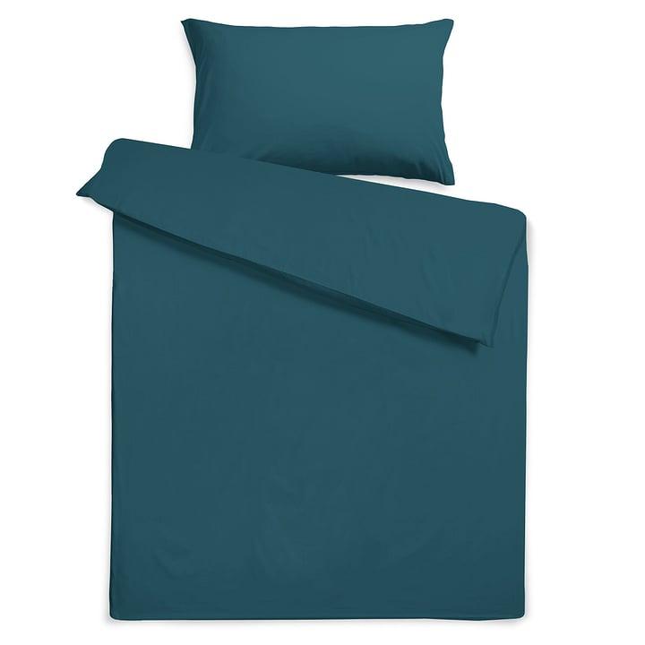 KOS Federa per cuscino raso 376079510643 Dimensioni L: 65.0 cm x L: 65.0 cm Colore Reflecting Pond N. figura 1