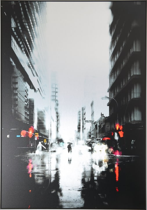 CITY II Tableau en aluminium 431834400000 Photo no. 1