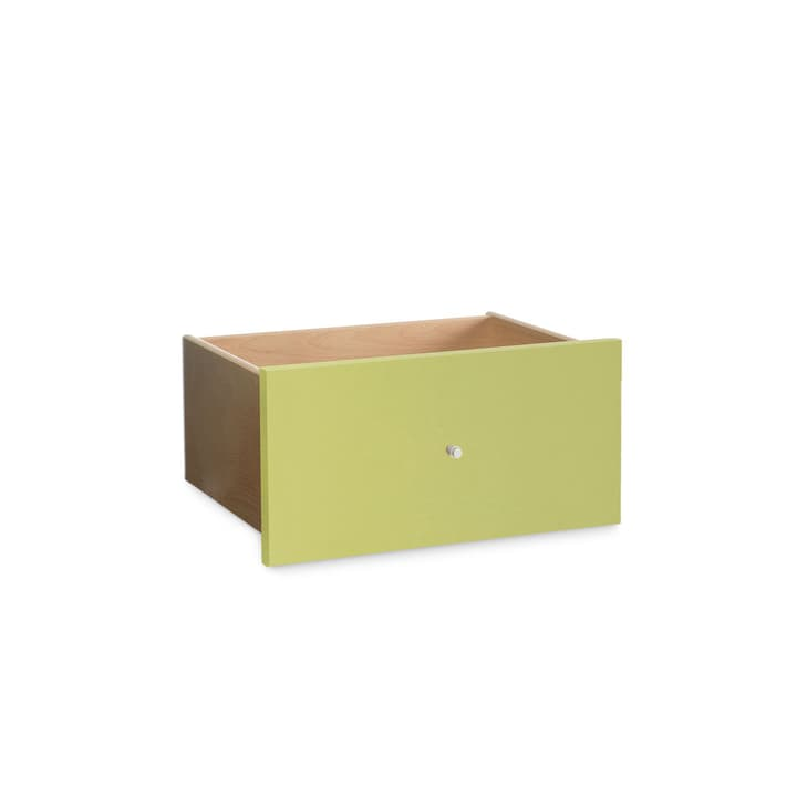 VIDO 2er Set Schubladen klein 362011075107 Grösse B: 37.0 cm x T: 37.0 cm x H: 33.0 cm Farbe Hellgrün Bild Nr. 1