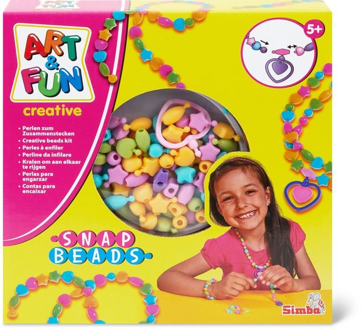 Art & Fun Snap Beads 746121500000 Bild Nr. 1