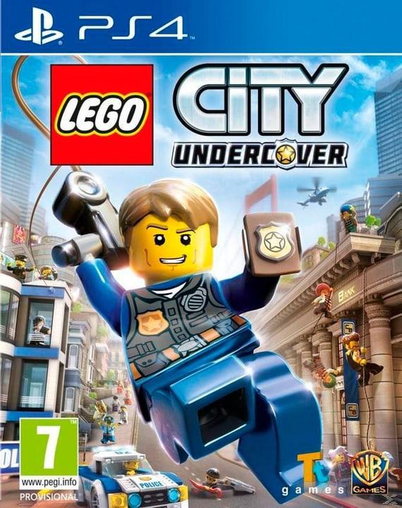 PS4 - LEGO City Undercover Box 785300121641 Bild Nr. 1