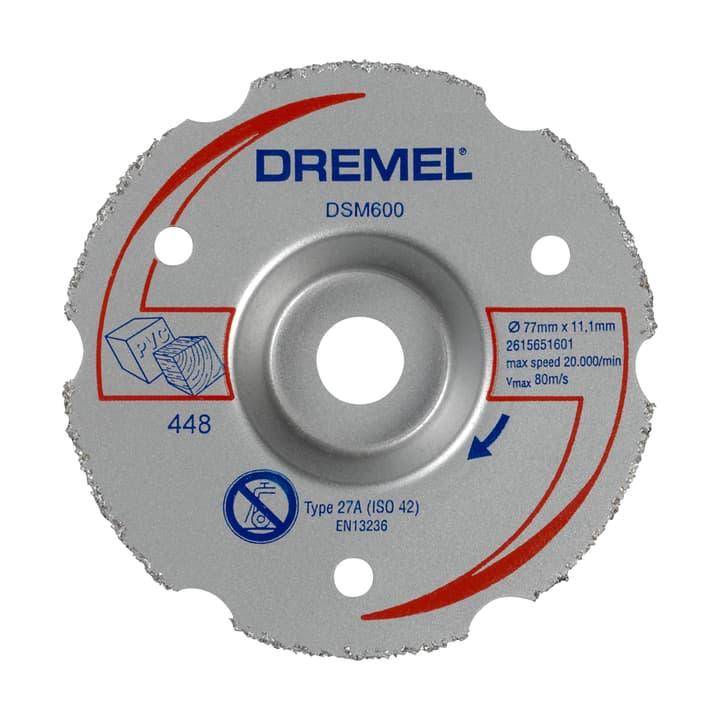 Gerard-Karbidtrennscheibe DSM600 Dremel 616087500000 Bild Nr. 1