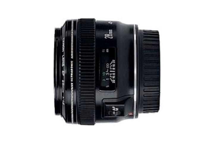 EF 28mm 1.8 USM Objektiv Objektiv Canon 785300123889 Bild Nr. 1