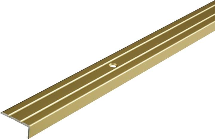 Profilo di chiusura 25 x 10 mm allu ottonat alfer 605116000000 N. figura 1