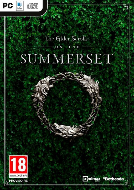 PC - The Elder Scrolls Online - Summerset (F) Physique (Box) 785300135456 Photo no. 1