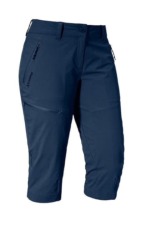 Granada Pantalon 3/4 pour femme Schöffel 462726603622 Couleur bleu foncé Taille 36 Photo no. 1