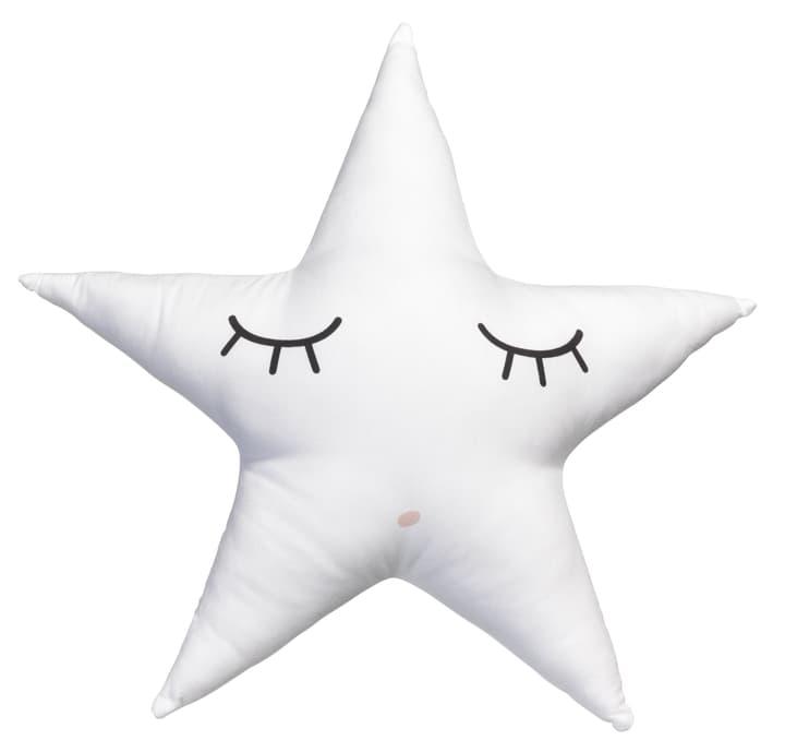 AURA Cuscino dec. 450721816610 Colore Bianco Dimensioni L: 40.0 cm x A: 40.0 cm N. figura 1