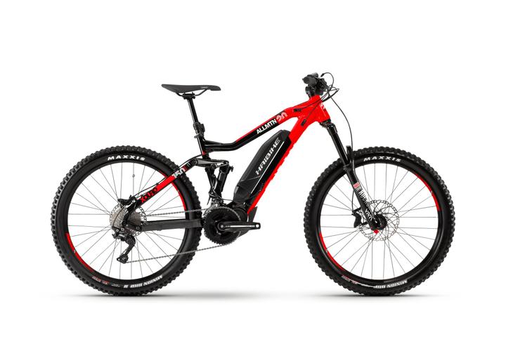 "XDURO AllMtn. 2.0 27.5"" E-Mountainbike Haibike 463354304420 Farbe schwarz Rahmengrösse 44 Bild Nr. 1"