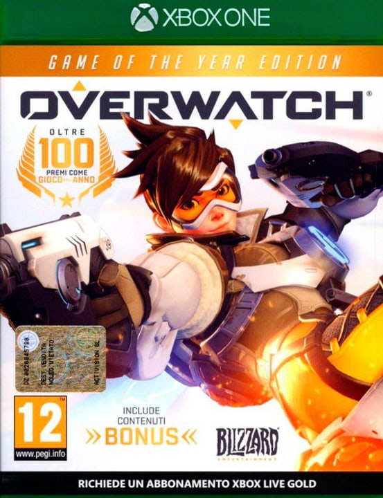 Overwatch - GOTY [XONE] (I) Box 785300128655 Photo no. 1