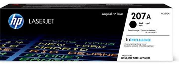 Toner W2210A 207A noir Toner HP 798275900000 Photo no. 1