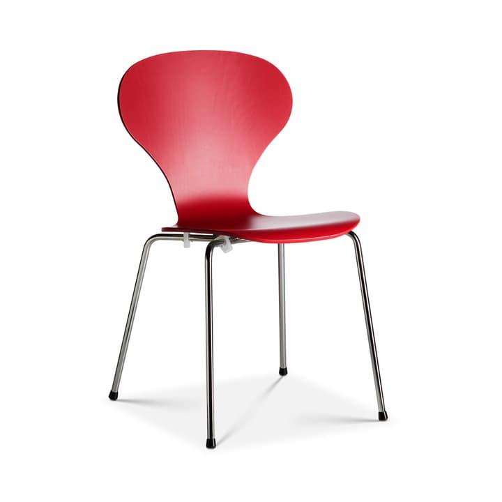 SON sedia 366158900000 Dimensioni L: 42.5 cm x P: 39.0 cm x A: 81.0 cm Colore Rosso fragola N. figura 1