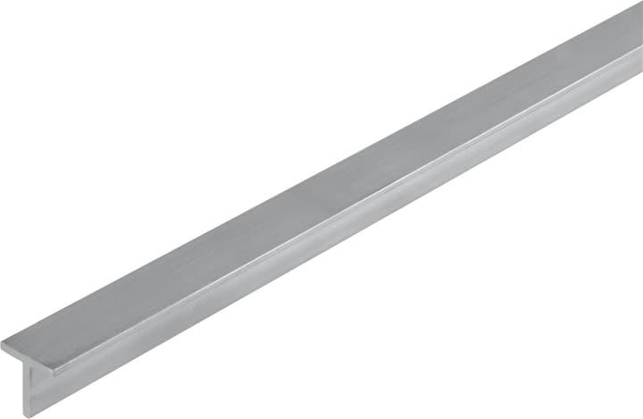 T-Profilé carré 1.5 x 11.5 mm brut 1 m alfer 605015800000 Type Profilés en T Taille a 11,5 mm x b 1,5 mm x 1 m Photo no. 1
