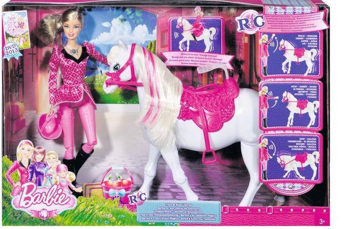 W13 BARBIE UND DRESSURPFERD Y6858 Barbie 74791310000013 Bild Nr. 1