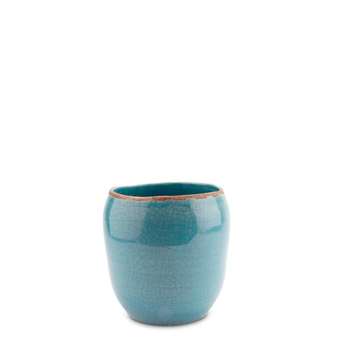 DAWA Sottovaso 382010900000 Dimensioni L: 18.0 cm x P: 18.0 cm x A: 18.0 cm Colore Turchese N. figura 1