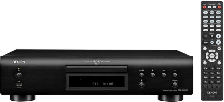 DCD-800NE - Nero CD-Player Denon 785300145344 N. figura 1
