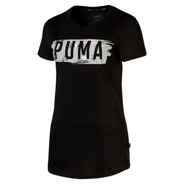 Fusion Graphic Tee T-shirt pour femme Puma 462395000320 Couleur noir Taille S Photo no. 1