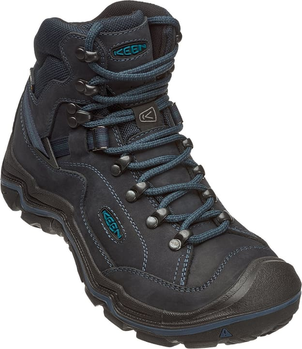 Galleo Mid WP Chaussures de randonnée pour femme Keen 460888636040 Couleur bleu Taille 36 Photo no. 1