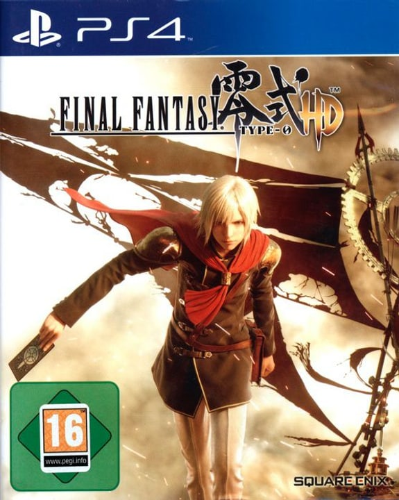 PS4 - Final Fantasy Type-0 HD Box 785300122019 Bild Nr. 1