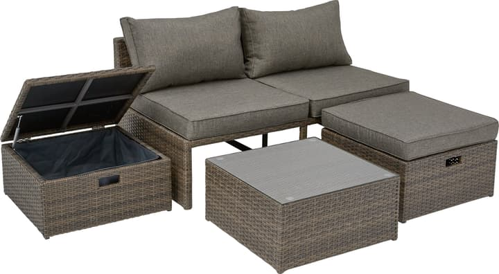 Lounge Set TURKU 753174900000 Bild Nr. 1
