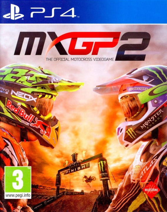 PS4 - MXGP 2 Box 785300129949 Photo no. 1
