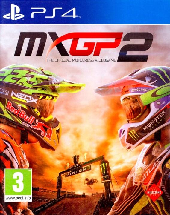 PS4 - MXGP 2 785300129949 Bild Nr. 1