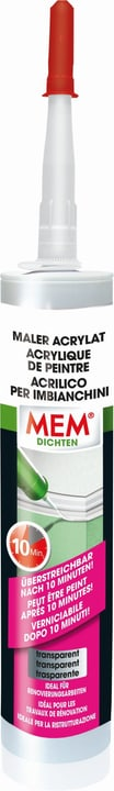 Maler-Acryl transparent, 300 ml Mem 676041600000 Bild Nr. 1