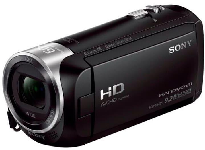 Camcorder HDR-CX405B nero FullHD Sony 785300145193 N. figura 1