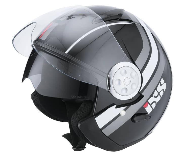HX 137 style Motorrad-Jethelm iXS 490312900320 Farbe schwarz Grösse S Bild-Nr. 1
