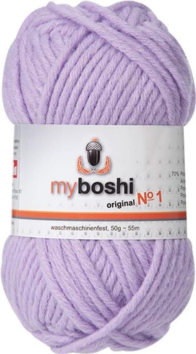 Lana No 1 My Boshi 665465900000 Colore Candy purpur N. figura 1