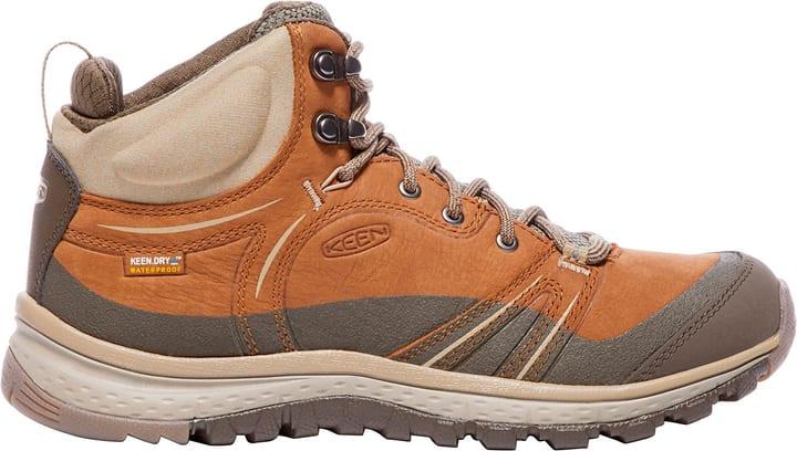 Terradora Leather Mid WP Damen-Wanderschuh Keen 465505438070 Farbe braun Grösse 38 Bild-Nr. 1