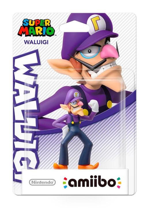 Amiibo SuperMario Waluigi Fisico (Box) 785300121228 N. figura 1