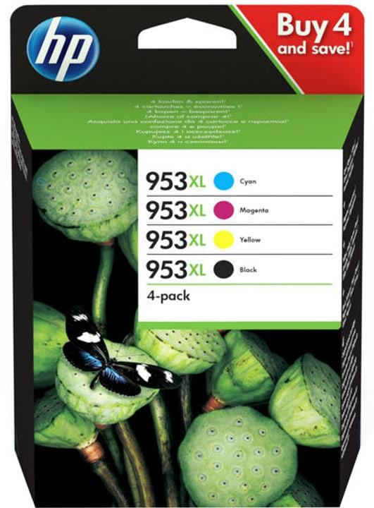 Combopack 953XL CMYBK cartuccia d'inchio Cartuccia d'inchiostro HP 798552200000 N. figura 1