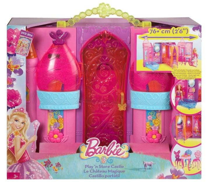 W14 BARBIE SCHLOSS SPIELSET Barbie 74791990000014 Bild Nr. 1