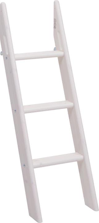 CLASSIC Echelle inclinée mi-hauteur Flexa 404922100000 Dimensions L: 44.0 cm x P: 57.0 cm x H: 90.0 cm Couleur White Wash Photo no. 1