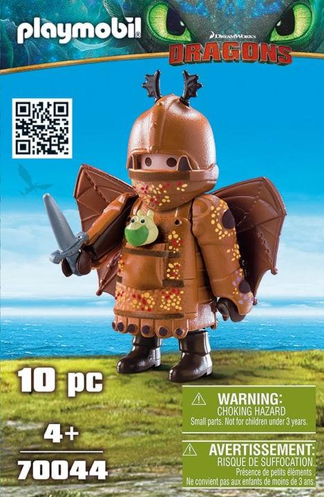 PLAYMOBIL 70044 FISCHBEIN MIT FLUGAN 748007700000 Bild Nr. 1