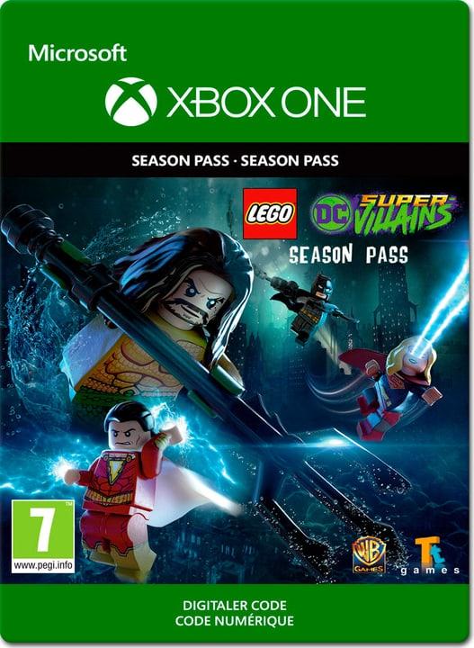 Xbox One - LEGO DC Super-Villains Season Pass Download (ESD) 785300140331 Photo no. 1