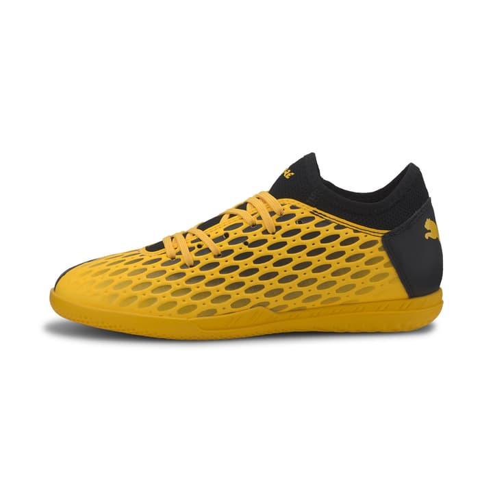 Future 5.4 IT Scarpa da calcio per bambini Puma 460696933050 Colore giallo Taglie 33 N. figura 1