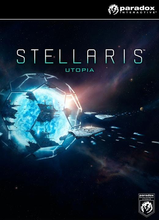 PC/Mac - Stellaris - Utopia Download (ESD) 785300134148 Photo no. 1