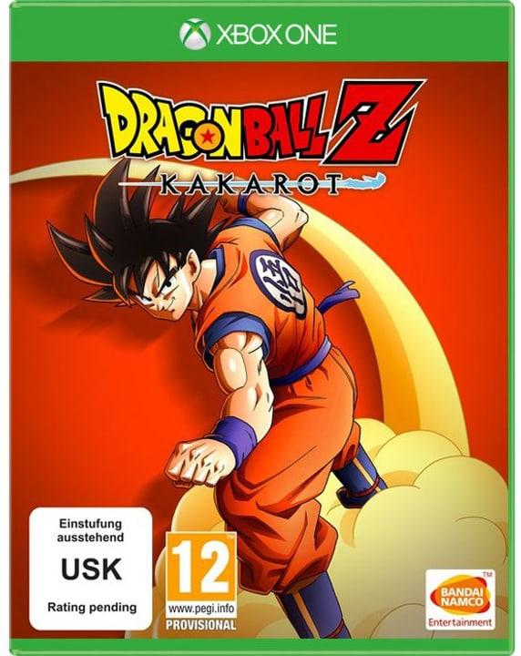 Xbox One - Dragonball Z : Kakarot Box 785300145426 N. figura 1