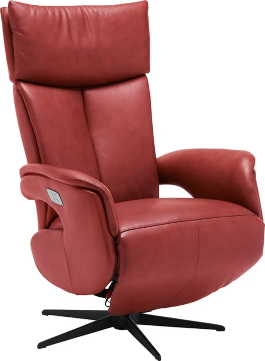 GÖTZ Fauteuil relax 402469500000 Couleur Rouge Dimensions L: 69.0 cm x P: 81.0 cm x H: 116.0 cm Photo no. 1