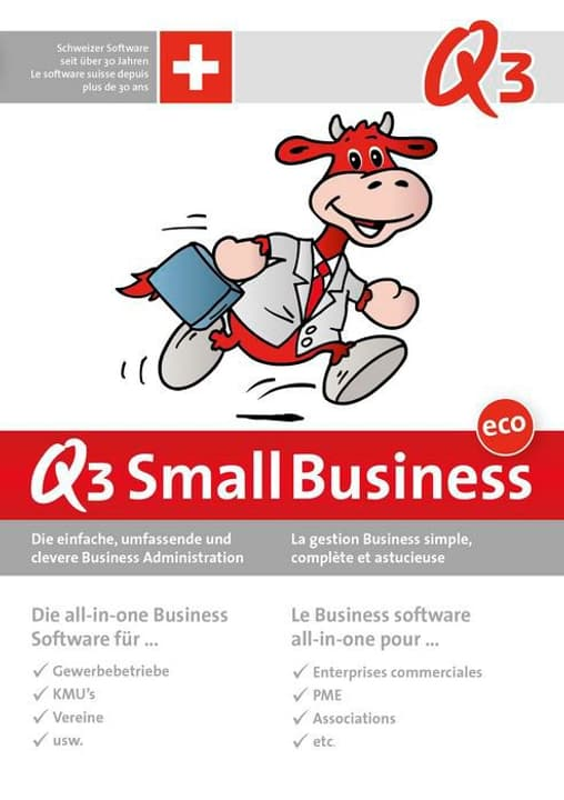 PC - Small Business eco (D/F) Physisch (Box) 785300128687 Bild Nr. 1