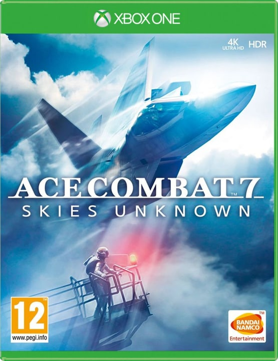 Xbox One - Ace Combat 7: Skies Unknown Box 785300138802 N. figura 1