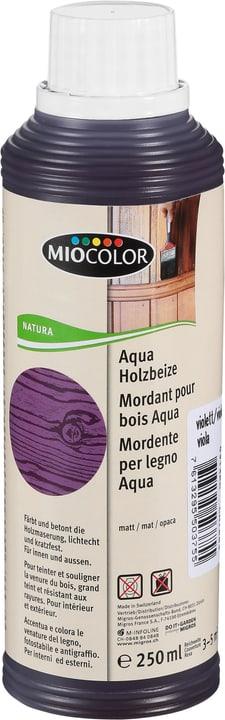 Mordente per legno Aqua Viola 250 ml Miocolor 661285100000 Colore Viola Contenuto 250.0 ml N. figura 1