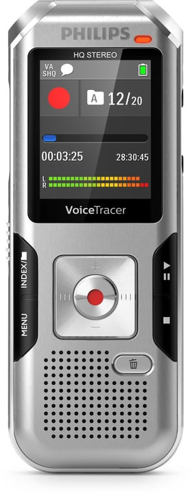 DVT4010 Voice Tracer Registratore digitale Philips 785300132562 N. figura 1