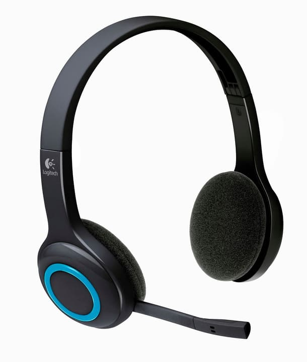 H600 Wireless PC Headset Logitech 797659400000 Photo no. 1