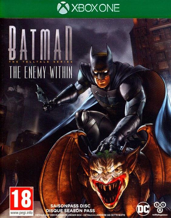Xbox One - Batman - The Telltale Series: The Evil Within Box 785300129767 Bild Nr. 1