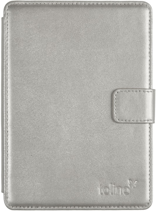 eReader Cover Easy Click argent Tolino 782678800000 Photo no. 1