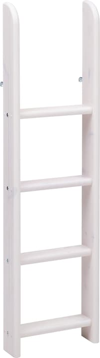 CLASSIC Gerade Leiter Mittelhochbett Flexa 404854400000 Grösse B: 41.0 cm x T: 11.0 cm x H: 143.0 cm Farbe White Wash Bild Nr. 1