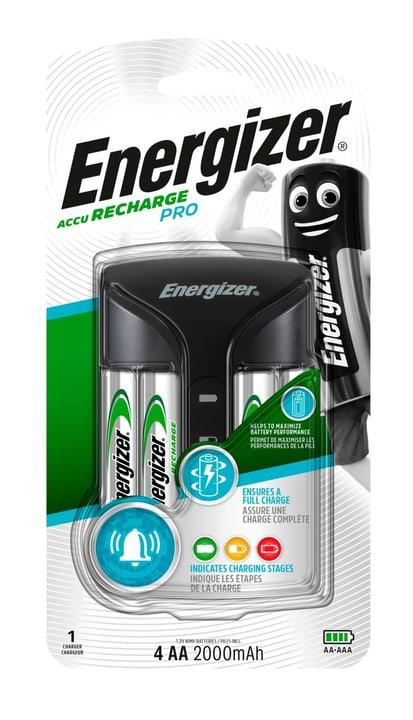 pro Charger 4xAA 2000 mAh Ladegerät Energizer 704758800000 Photo no. 1